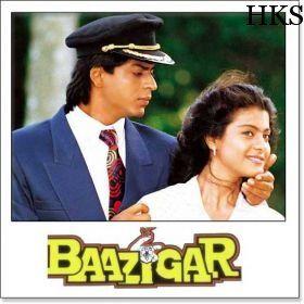 Mp3 Karaokes Chhupana Bhi Nahin Aata Baazigar Shahrukh Khan Shahrukh Khan And Kajol Bollywood Movie