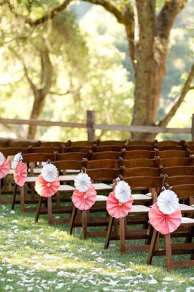 Spruce Up Your Wedding Decor With These 20 Fantastic Ceremony Aisle Decoration Ideas