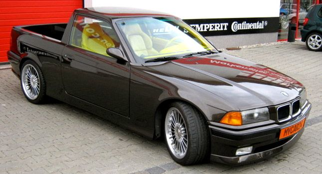 bmw m3 e36 converted to a pickup truck is it a stud or a. Black Bedroom Furniture Sets. Home Design Ideas