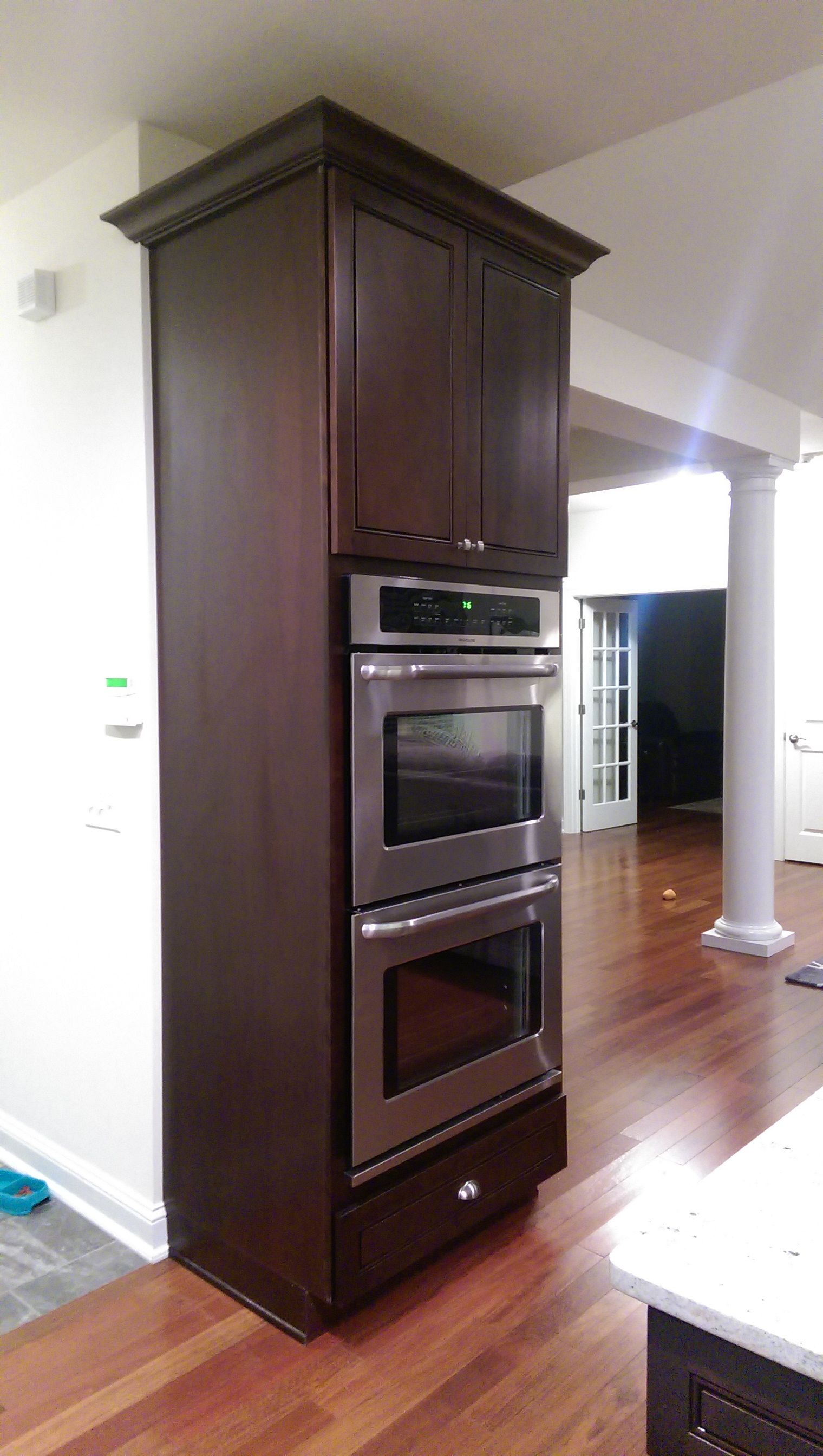 Kraftmaid Double Oven Cabinet Oven Cabinet Double Wall Oven Double Oven