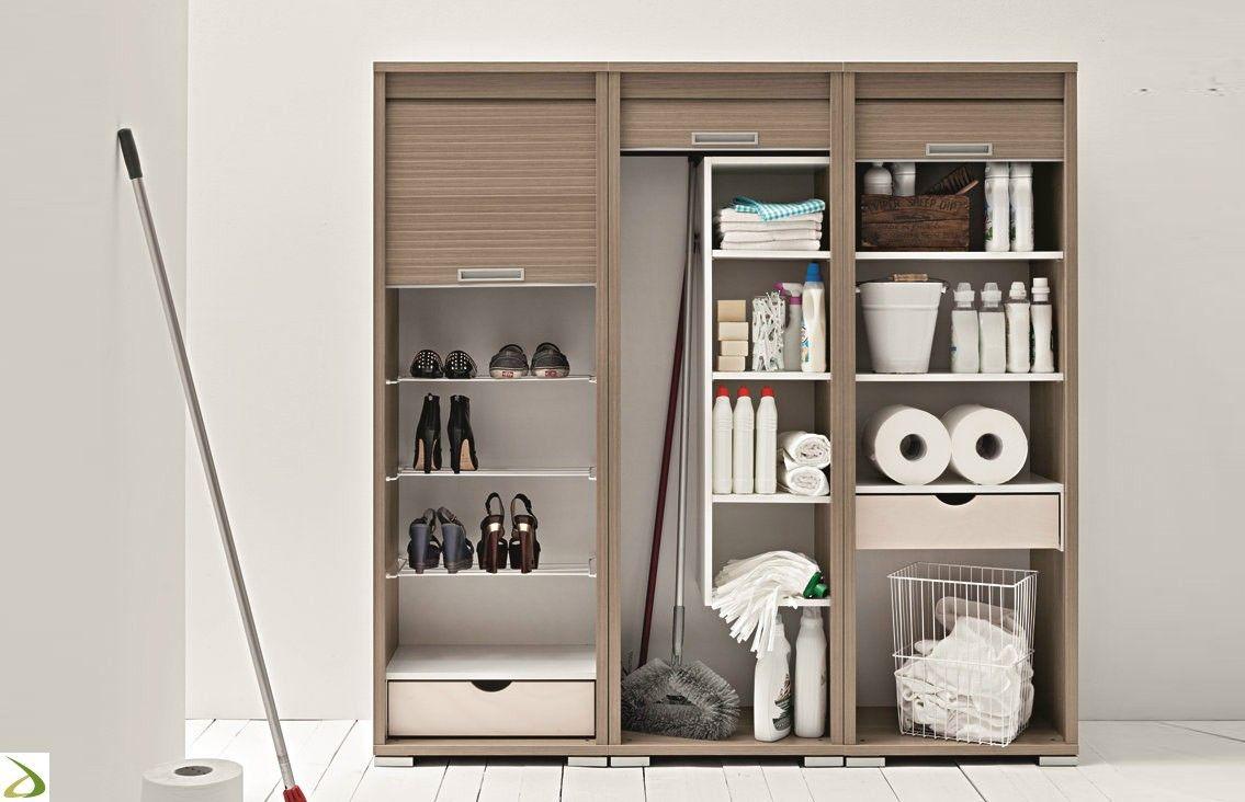 Portascope Armadio Ripostiglio Ikea - Tischlampe
