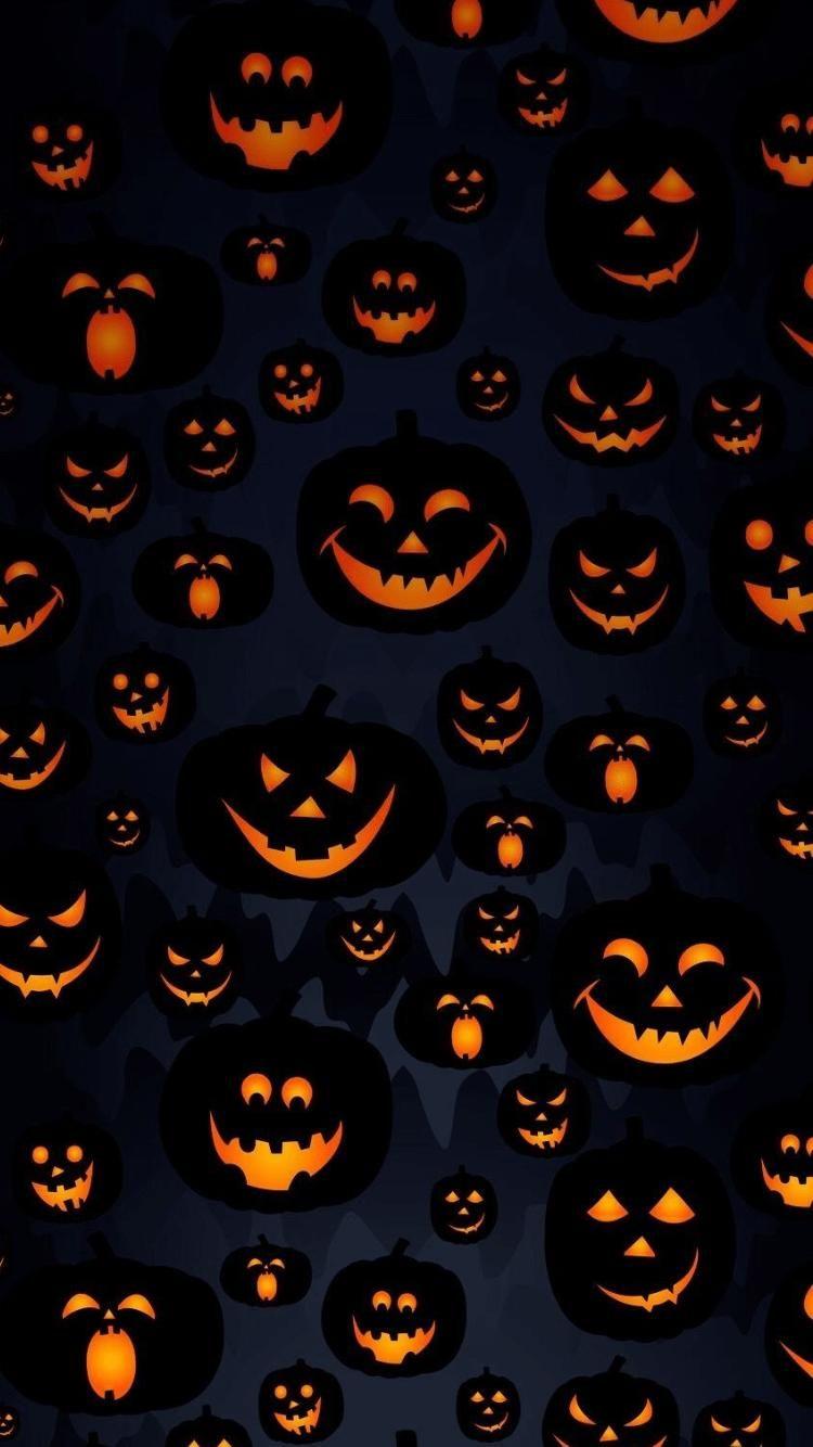 23 Halloween Wallpapers For Iphone Halloween Wallpaper Iphone Halloween Wallpaper Pumpkin Wallpaper