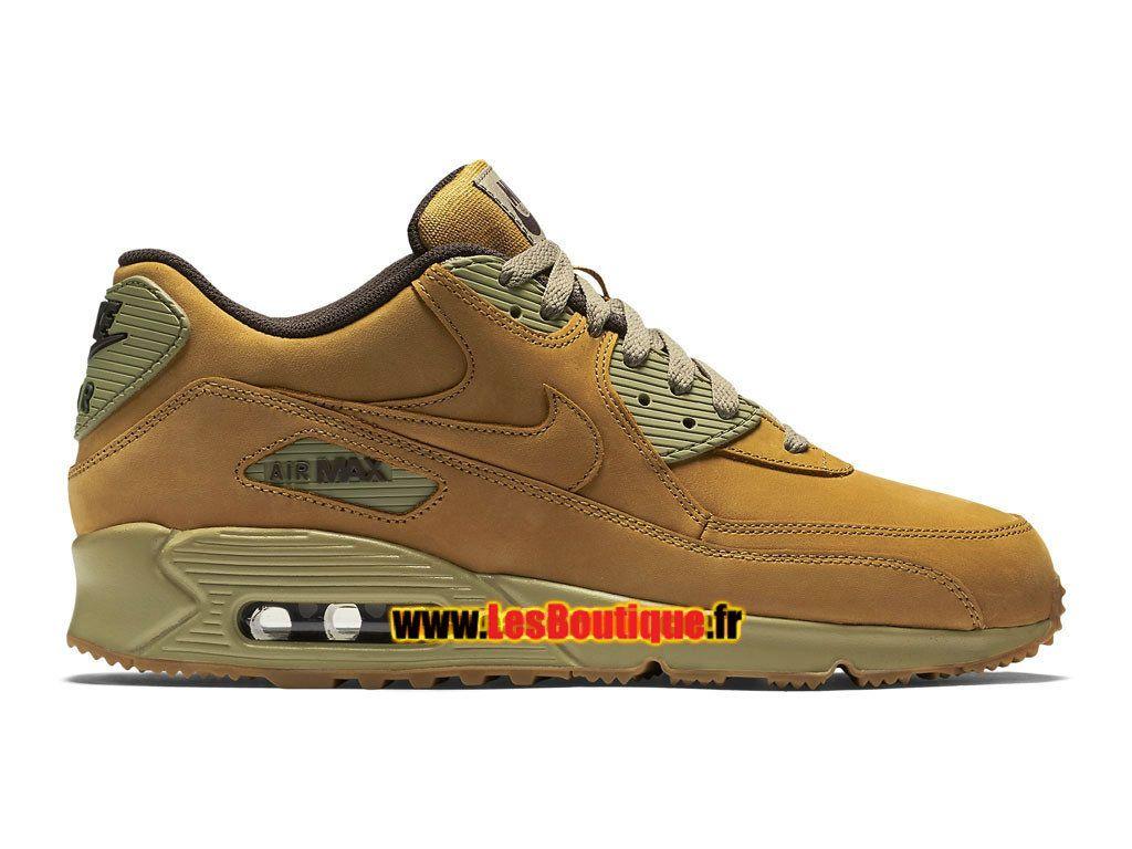 regard détaillé aee99 40393 Nike Air Max 90 Winter Premium - Chaussure Nike Sportswear ...