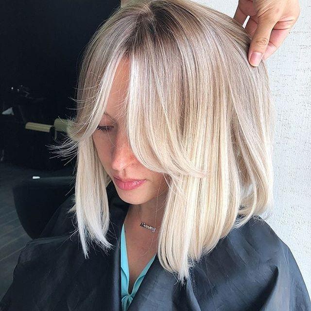 80 Neue Frisuren Frauen Fur Jede Gesichtsform Frisuren Dunnes Haar Medium Haare Haar Styling