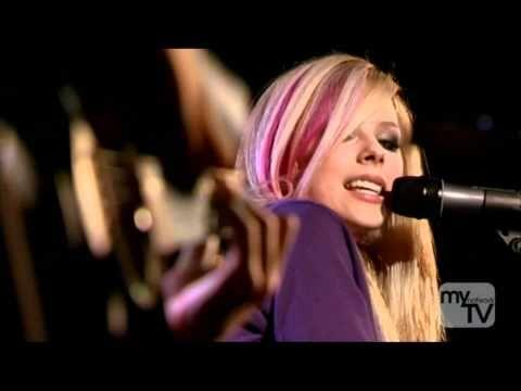 Avril Lavigne - Nobody's Home at MadTV - YouTube