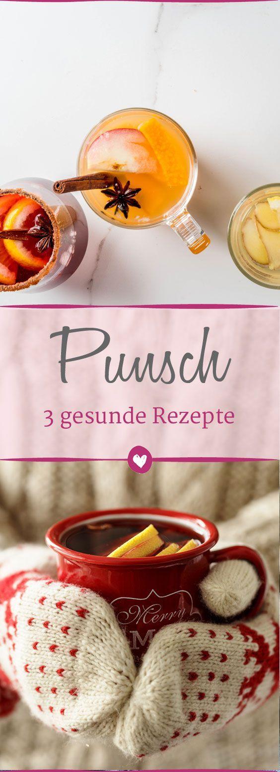 Frucht-Punsch für den Stoffwechsel-Turbo - Punsch rezept..