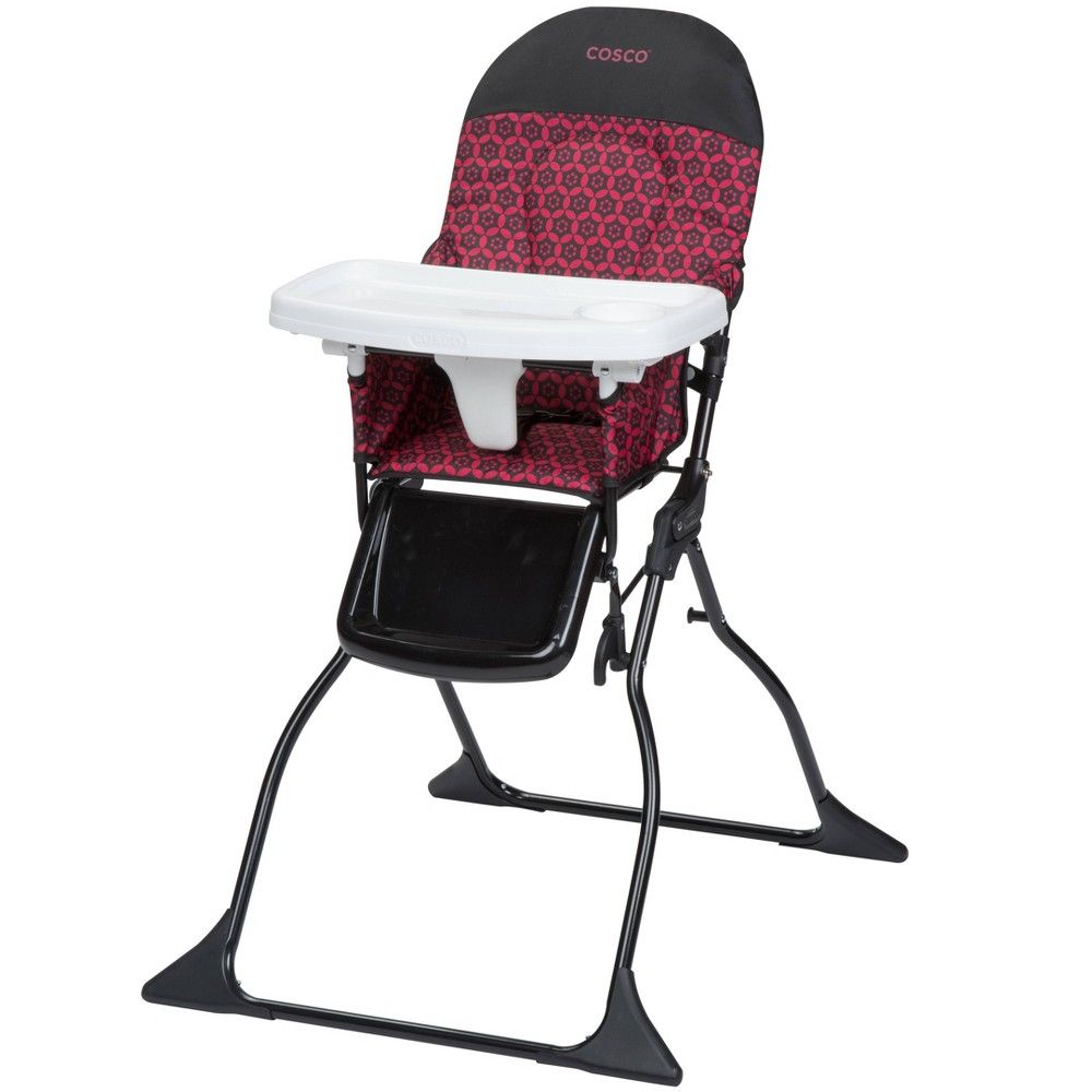 Cosco Simple Fold High Chair Harper With Images Folding High