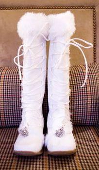 white winter boots wedding \u003e Up to 79