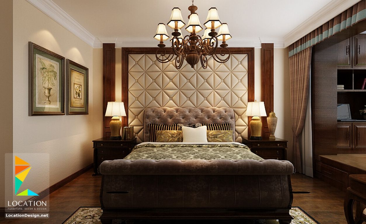 غرف نوم حديثه من اجمل ديكورات غرف النوم الرئيسية لوكشين ديزين نت Simple Bedroom Home Decor Bedroom Colors