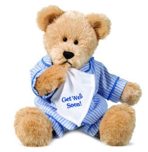 Get Well Soon Teddy Bear Bear Teddy Bear Get Well Wishes