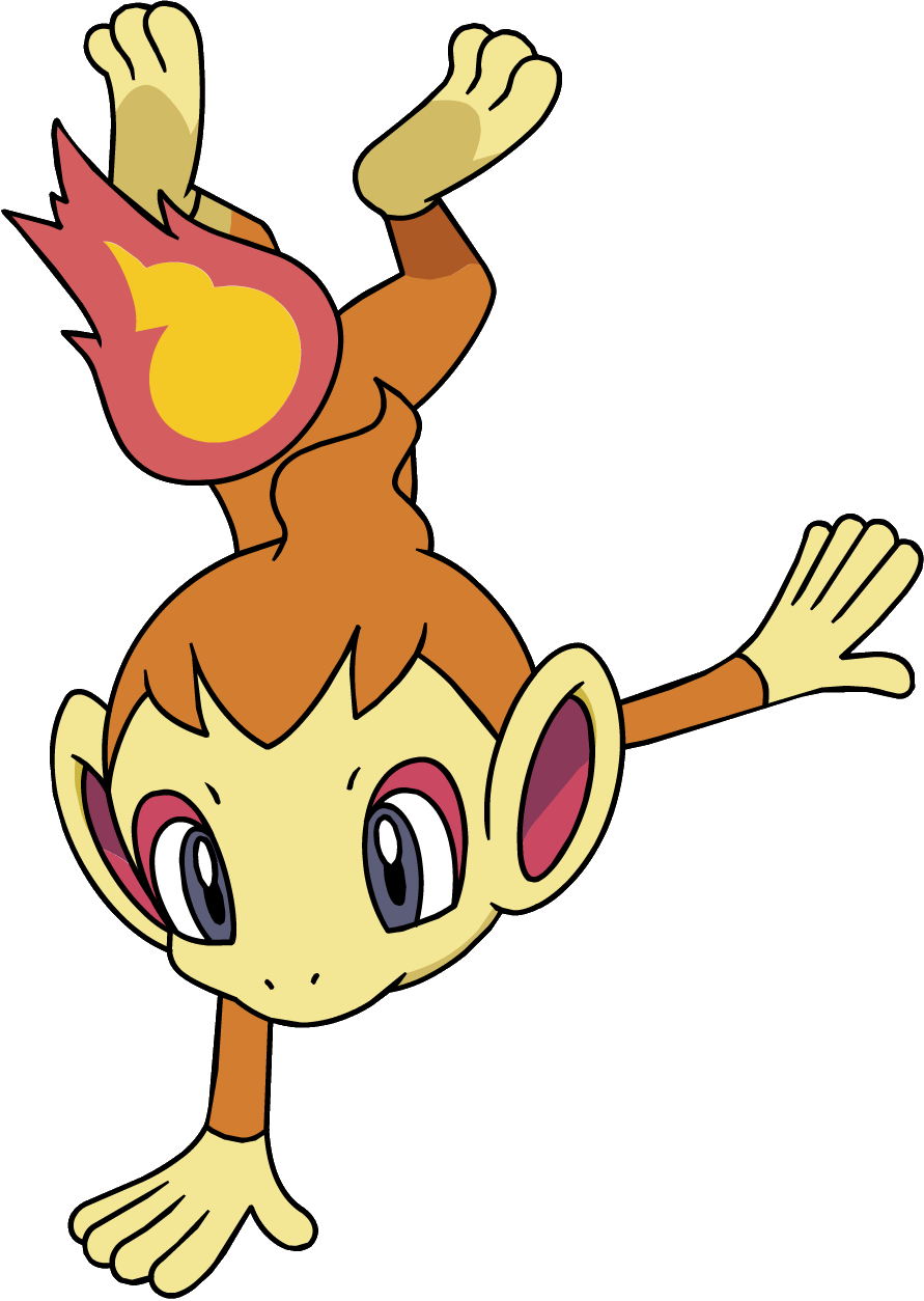 Chimchar pokemon pokedex from sinnoh pokemon pokedex - Pokemon ouisticram ...