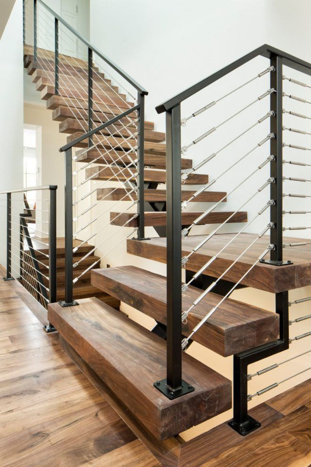 Best 30 Marvelous And Creative Indoor Wood Stairs Design Ideas You Never Seen Before Home Ideas 400 x 300