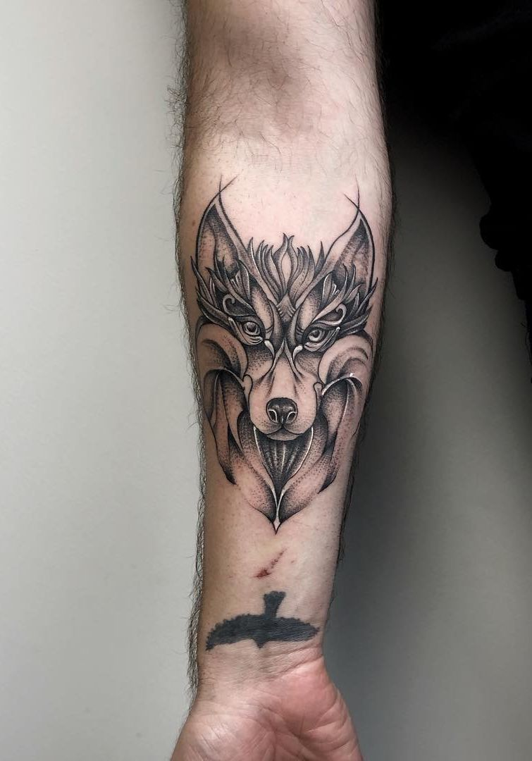 50 Of The Most Beautiful Wolf Tattoo Designs The Internet Has Ever Seen Kickass Things Wolf Tattoo Tattoo Designs Tattoos