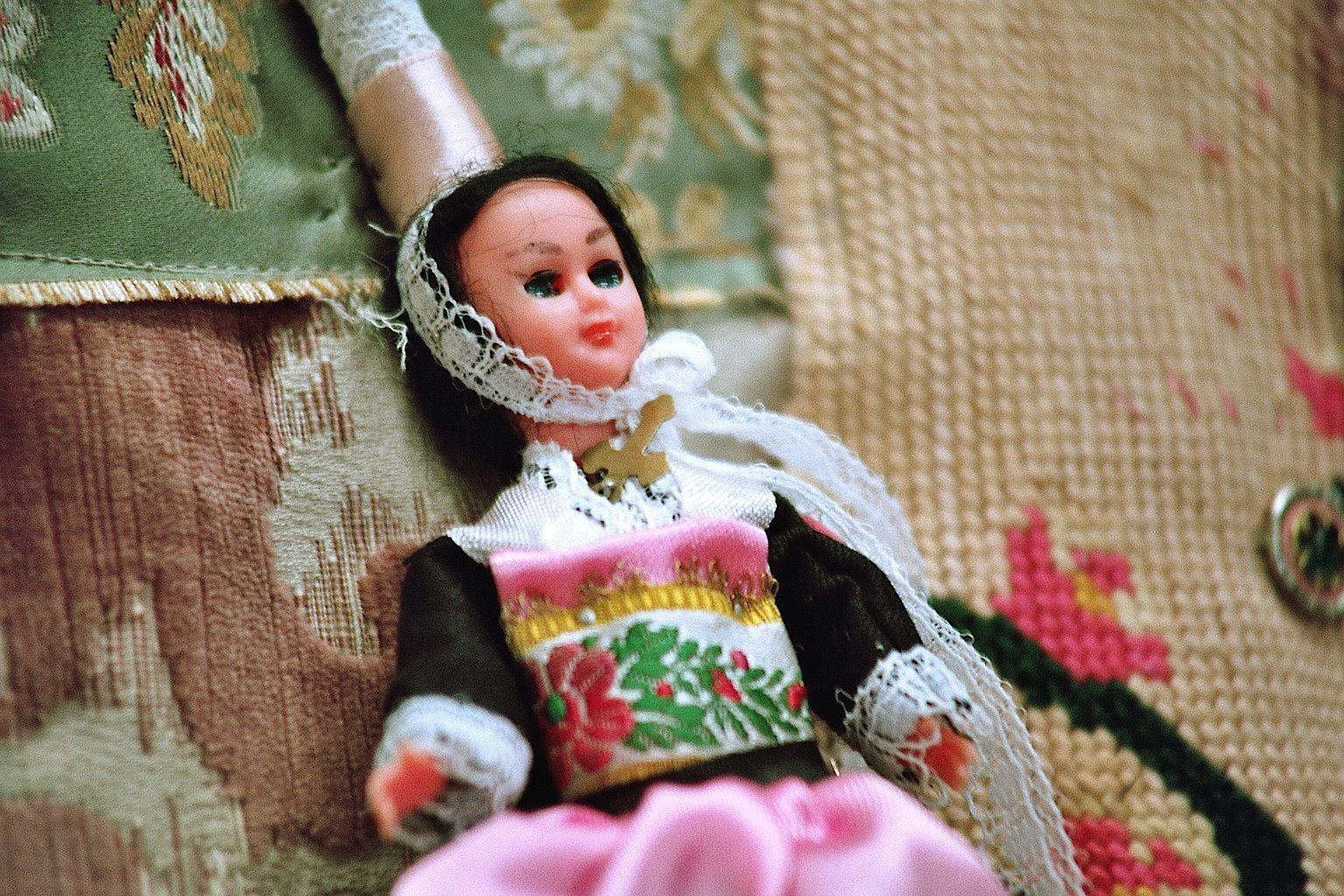 Kinouli Puppetcollection J.Rommerts
