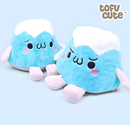 Buy Amuse Mount Fuji-San Giant Plush at Tofu Cute | pillows