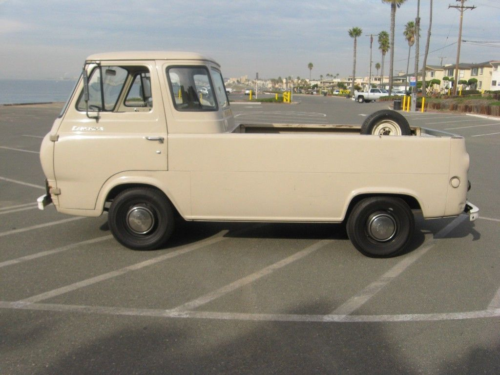 1964 Ford Econoline Pickup 1964 Ford Ford Ford Trucks