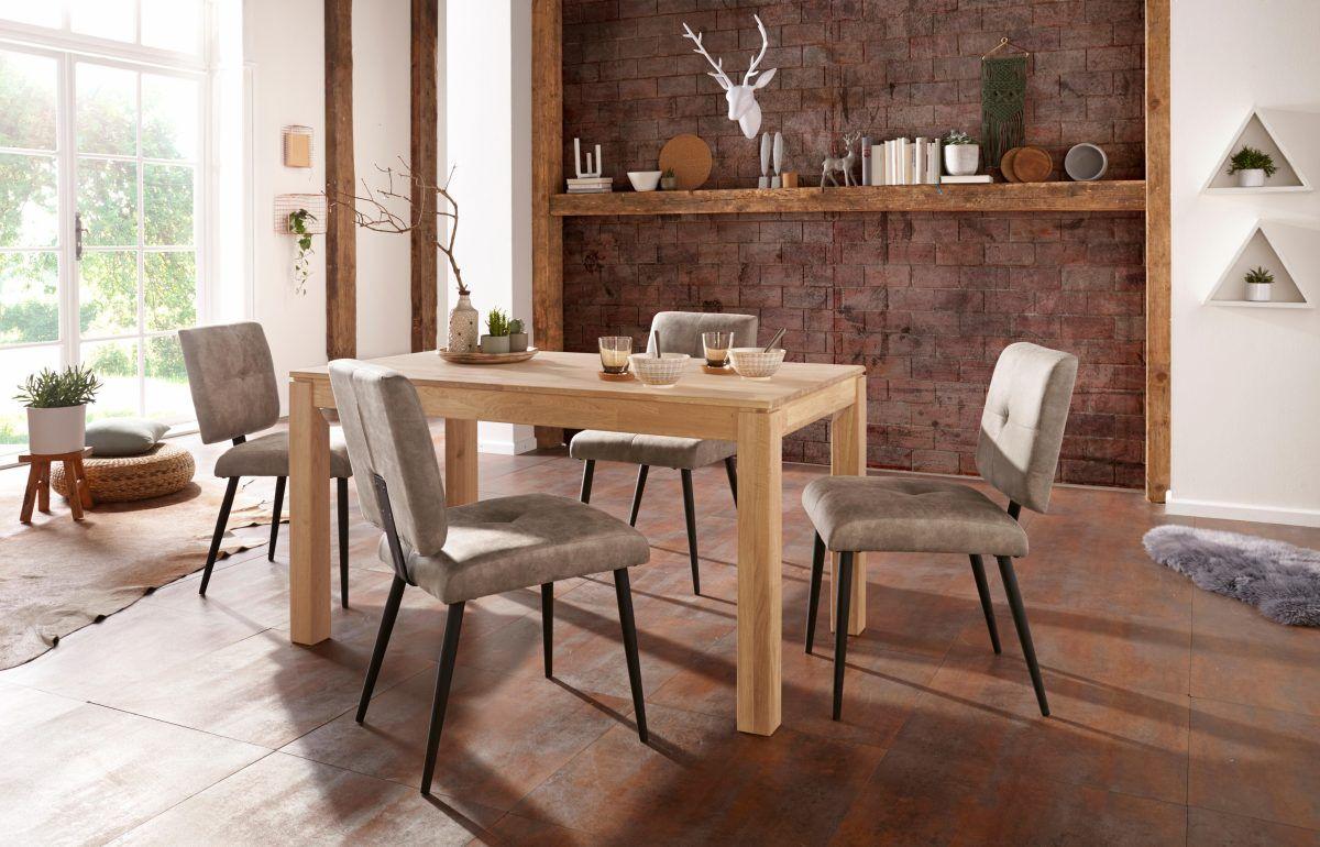 Stühle (2 Stück) braun, STEINHOFF Jetzt bestellen unter: https ...