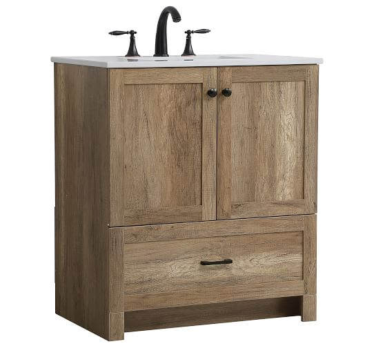 "Alderson 30"" Single Sink Vanity in 2020 Single sink"