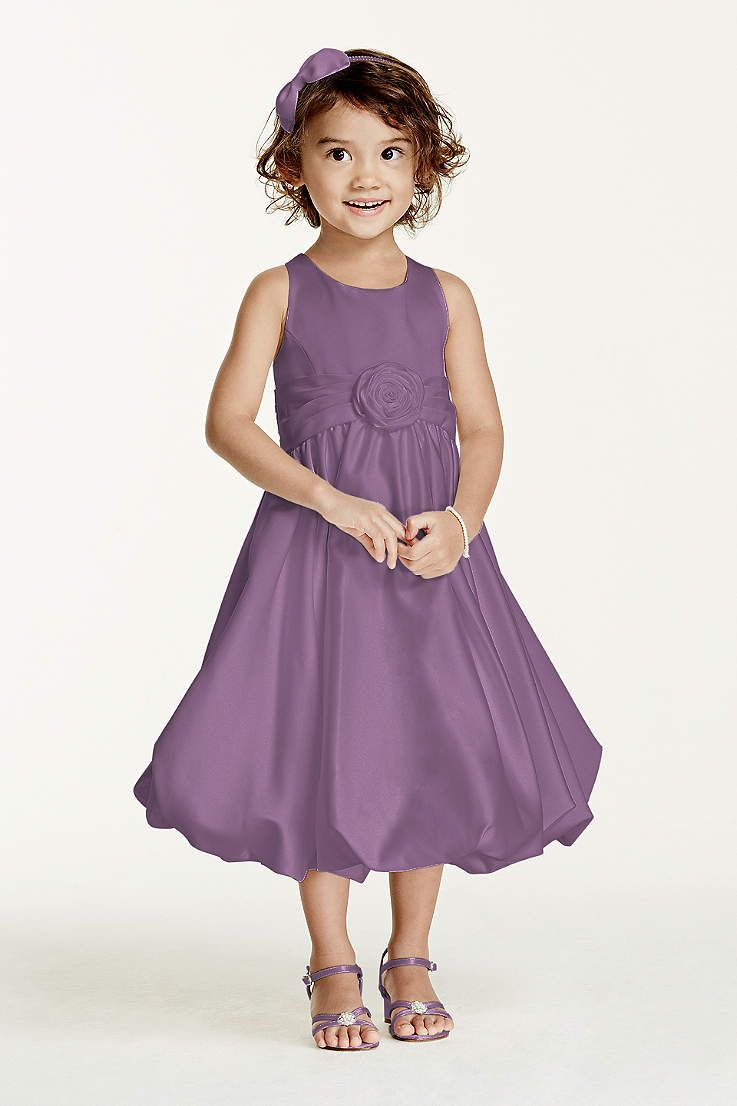 Find the perfect flower girl dresses at davids bridal