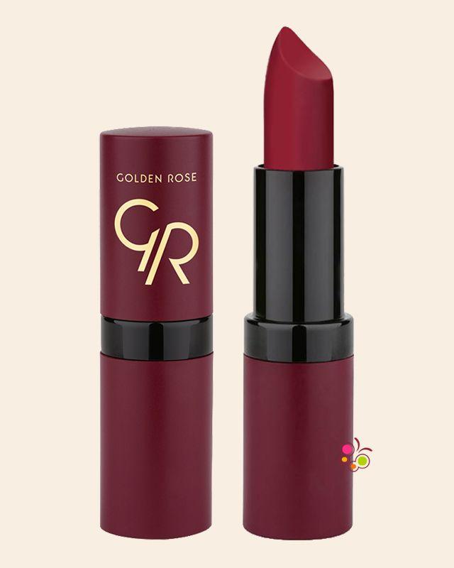 Golden Rose Velvet Matte Ruj 34 Lipstick Golden Rose Product