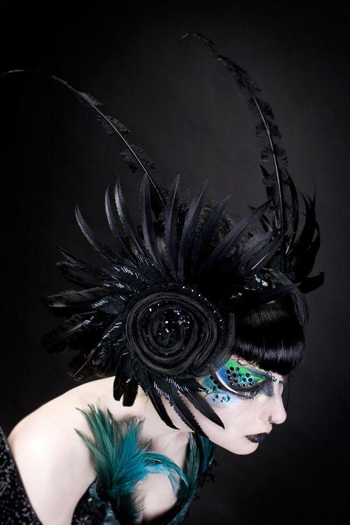Anisoptera Headpiece from the Imaginarium.com