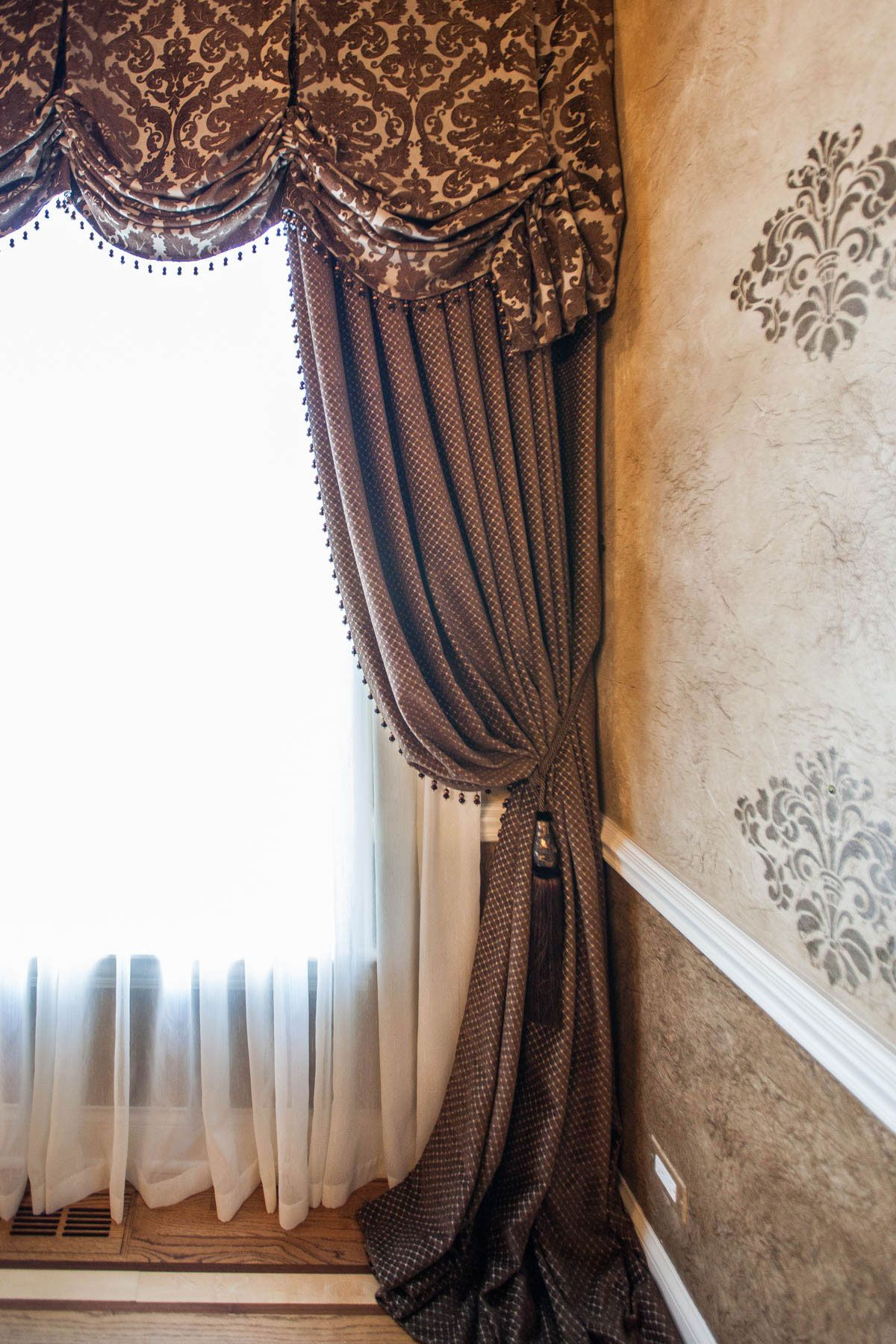 Custom Window Treatments Projects Shtory