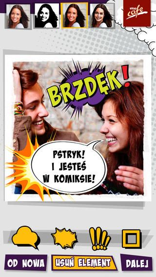 Pstryk Komiks by Performance Media Sp. z o.o. App