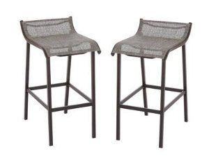 Amazon Com Living Accents Grill Gazebo Bar Stool Pack Of 2