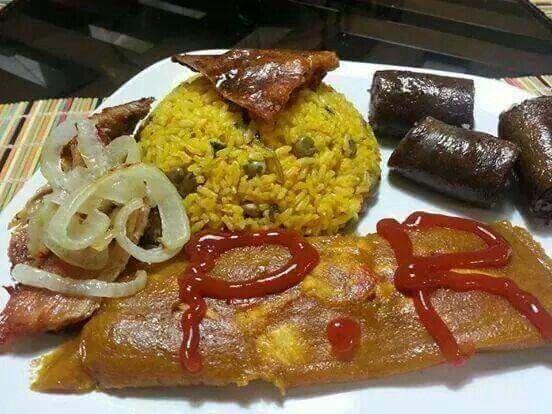 Comida Tipica Puertorriquena In 2019 Puerto Rican Cuisine
