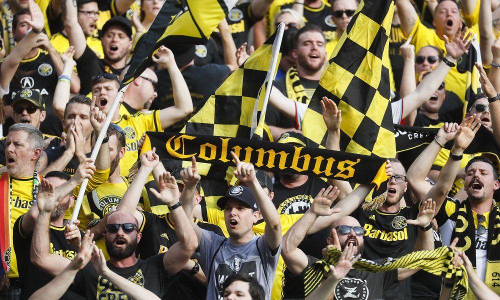 Columbus Crew v DC United MLS Columbus crew, Dc united
