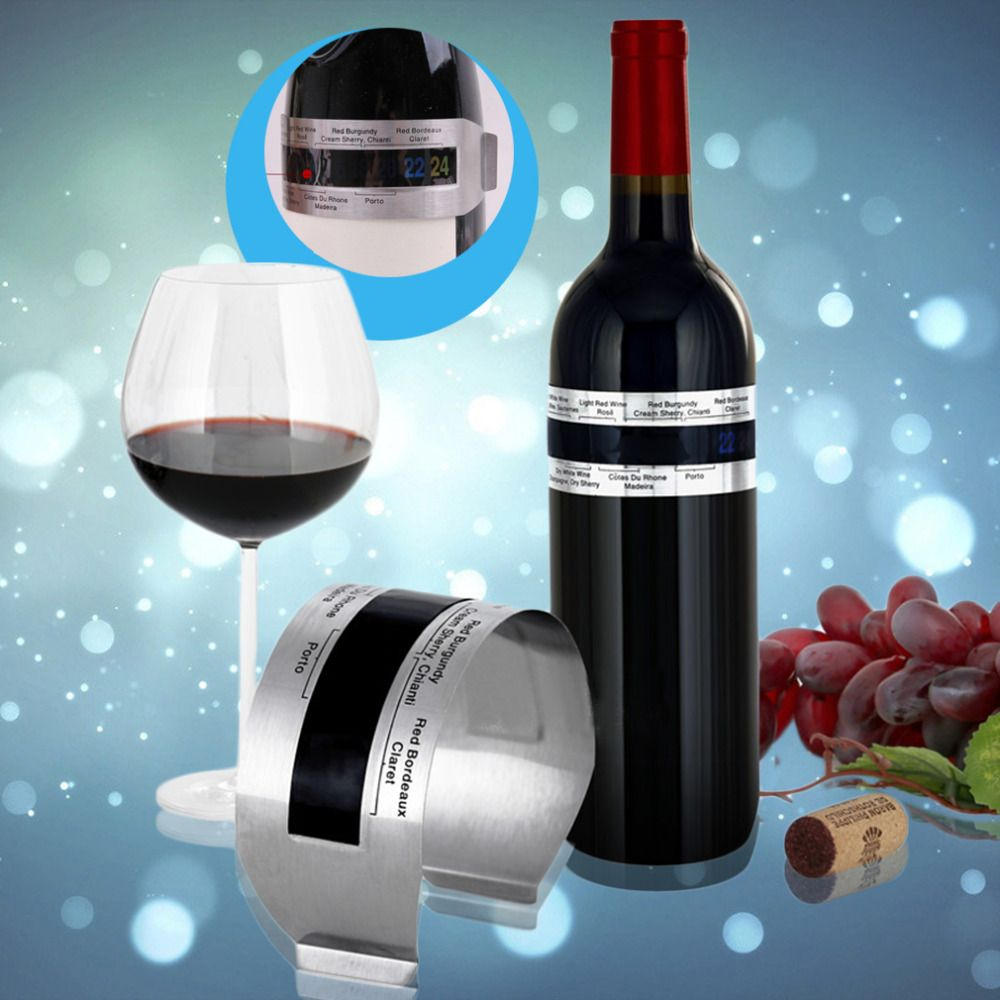 2017 Stainless Steel Intelligent Display LCD Electric Red Wine ...