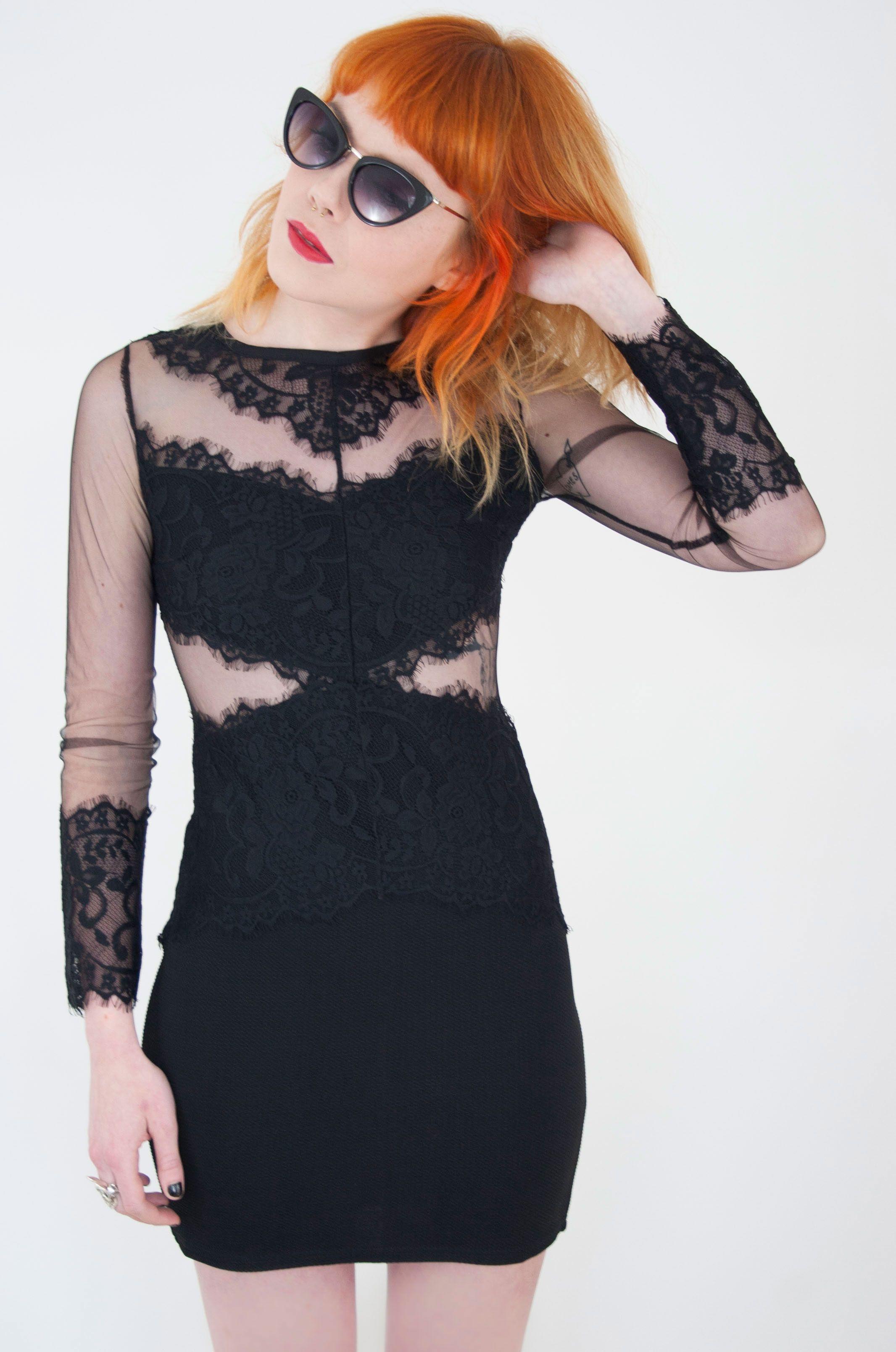 Black Little Lies Dress Little Lies Black Dress Outfit Accessories Dresses [ 3215 x 2132 Pixel ]