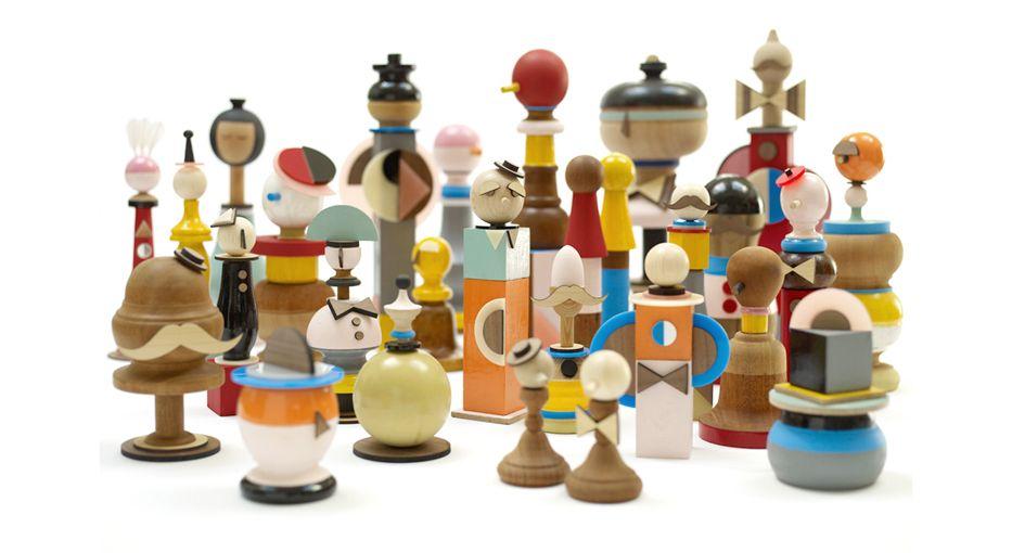 Břichopas about toys: papír / paper