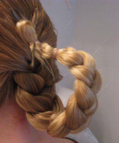 easy looped braid  hair styles find hairstyles