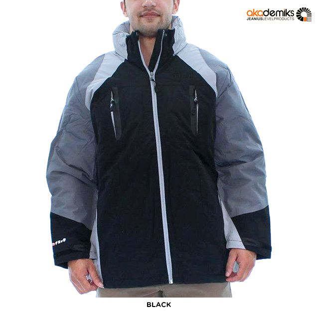 Akademiks Expedition Tri-Climate Jacket - Assorted Colors & Extended Sizes
