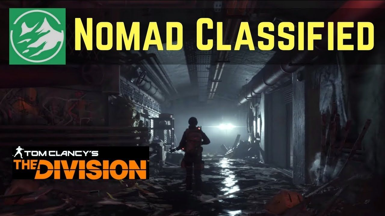 The division nomad classified build pve insane survivability pts the division nomad classified build pve insane survivability pts 18 malvernweather Choice Image