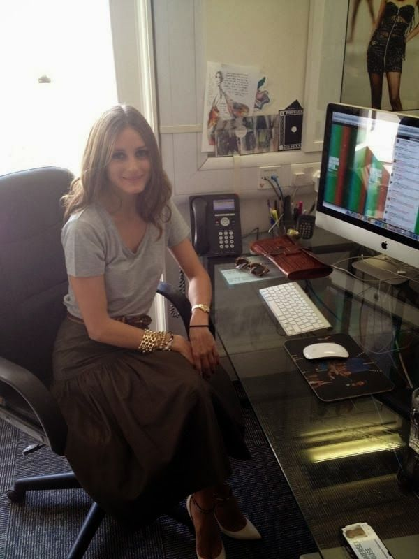 THE OLIVIA PALERMO LOOKBOOK: Olivia Palermo Instagram pics