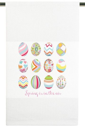 Spring Is In The Air Kitchen Towel by Mariasch Studios on @nordstrom_rack