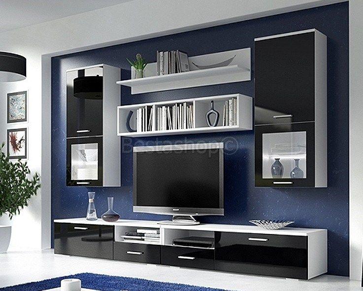 Ensemble Meuble Tv Design Pas Cher Artzeincom Meuble Tv Design
