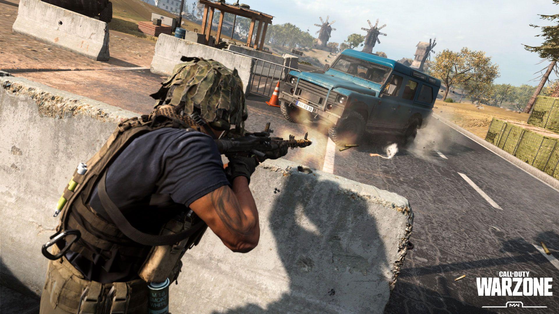 Call Of Duty Warzone Recebe Modo Solo In 2020 Call Of Duty Call Of Duty Black Black Ops