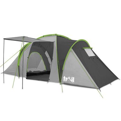 This Trail Horizon 4 man family tent is perfect if you like to enjoy the outdoors  sc 1 st  Pinterest & This Trail Horizon 4 man family tent is perfect if you like to ...