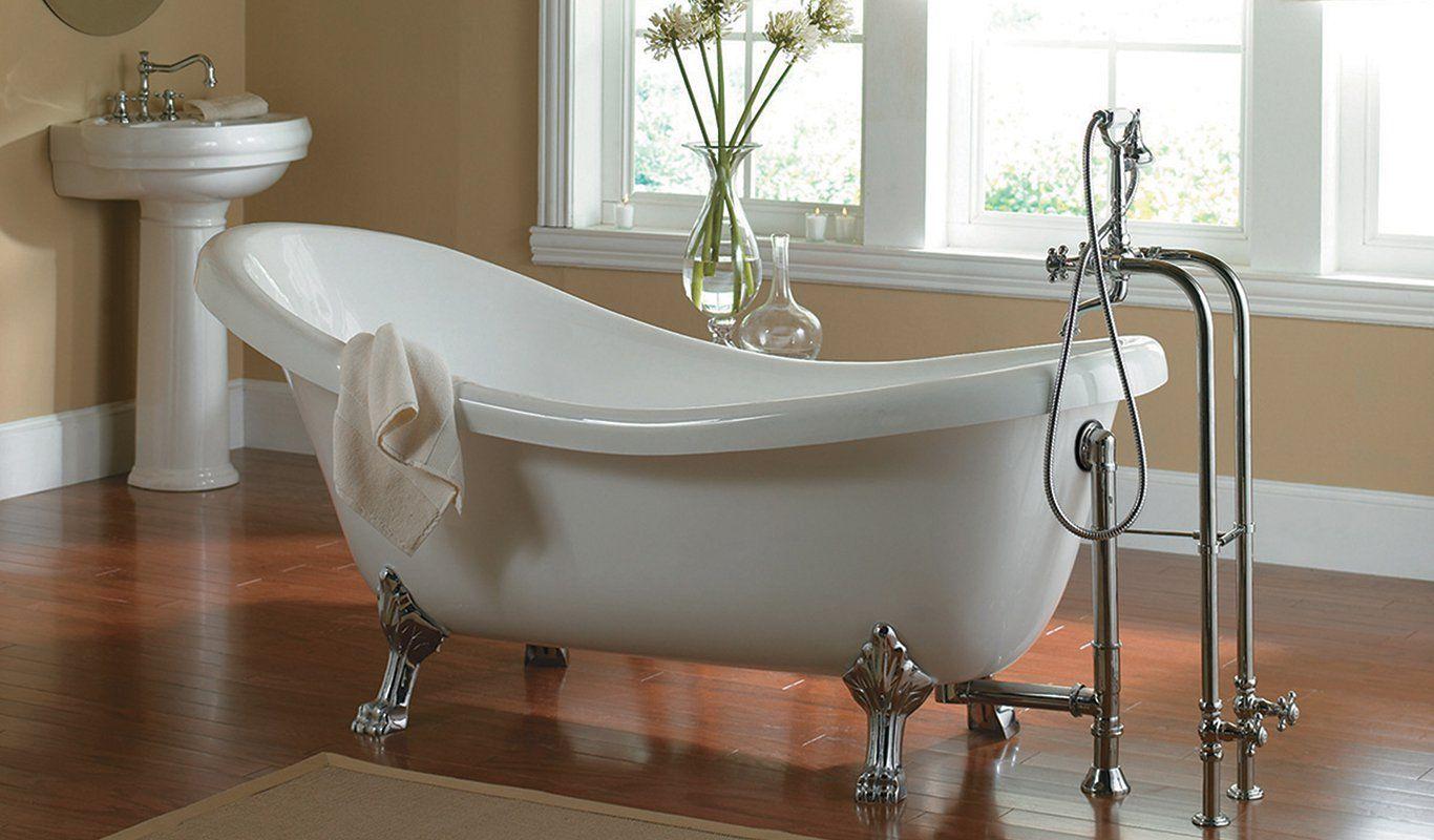 Era™ Slipper Bath | Jacuzzi, Bath and Bathtubs