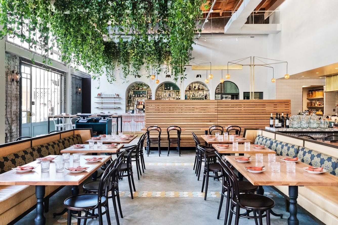 The La Hit List The Best New Restaurants In Los Angeles