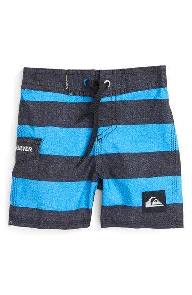 Quiksilver 'Everyday Brigg' Board Shorts (Baby Boys)