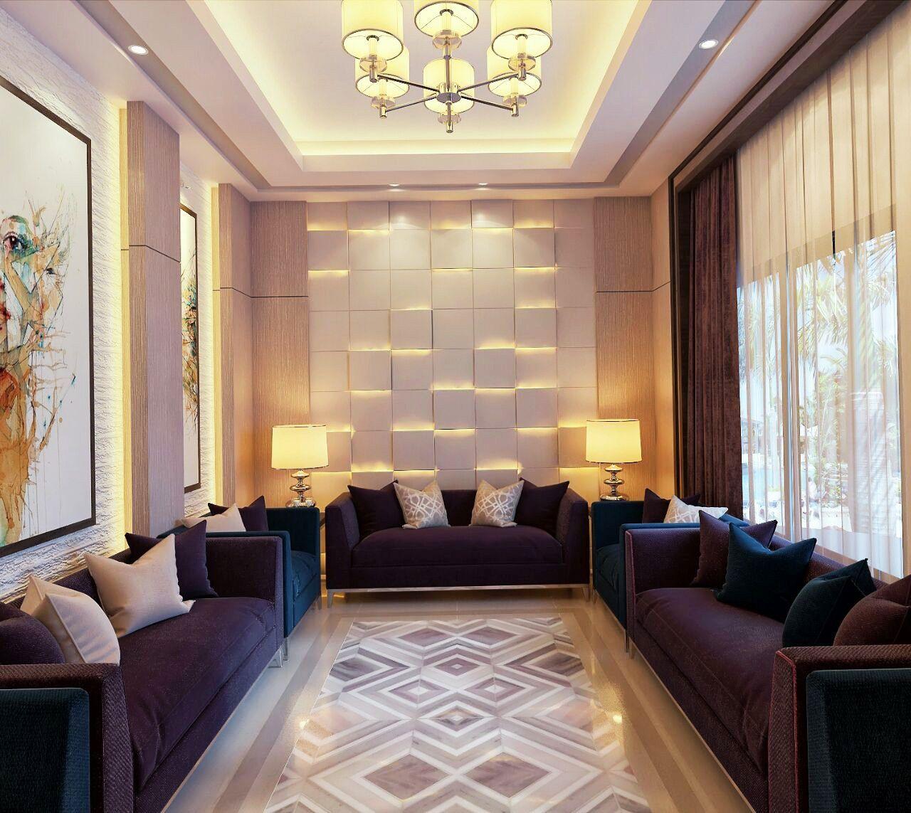 تصميم ديكور مجالس النساء والذى يعتمد بشكل كبير على ذوق المرأة وكيفية اختيارها لشكل التصميم المناسب لها ويتناسب ايضا مع استقبال واجتما Home Decor Design Decor
