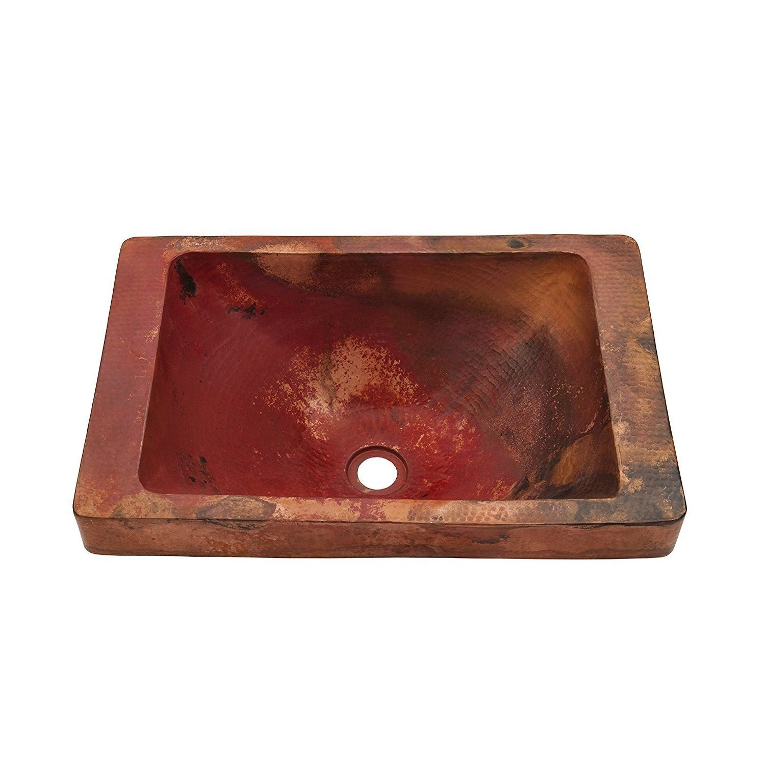 Best Farmhouse Copper Sinks And Farmhouse Vessel Sinks Discover The Most Beautiful Copper Sinks Fo Copper Sink Bathroom Copper Bathroom Copper Farmhouse Sinks