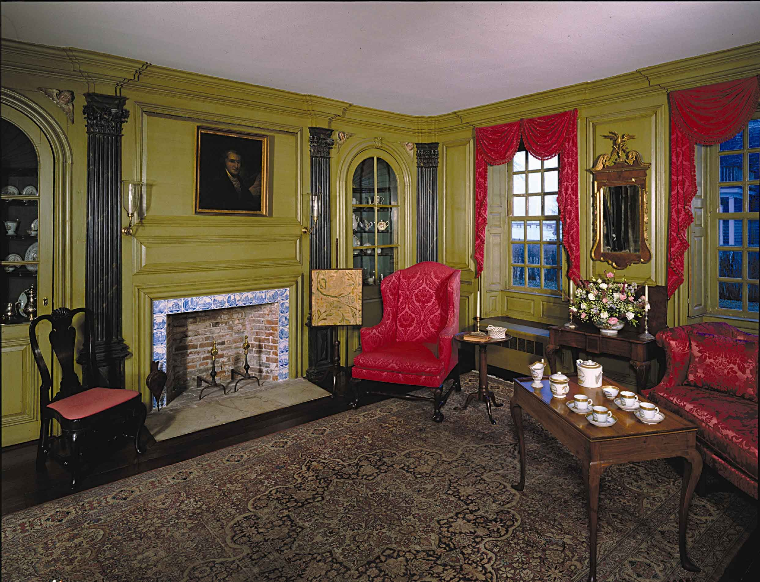 Audley End House Interior