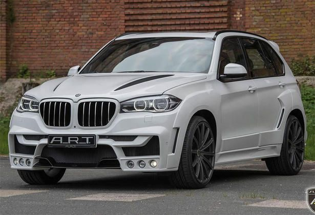 2014 Bmw X5 Body Kit By Art With Images Bmw
