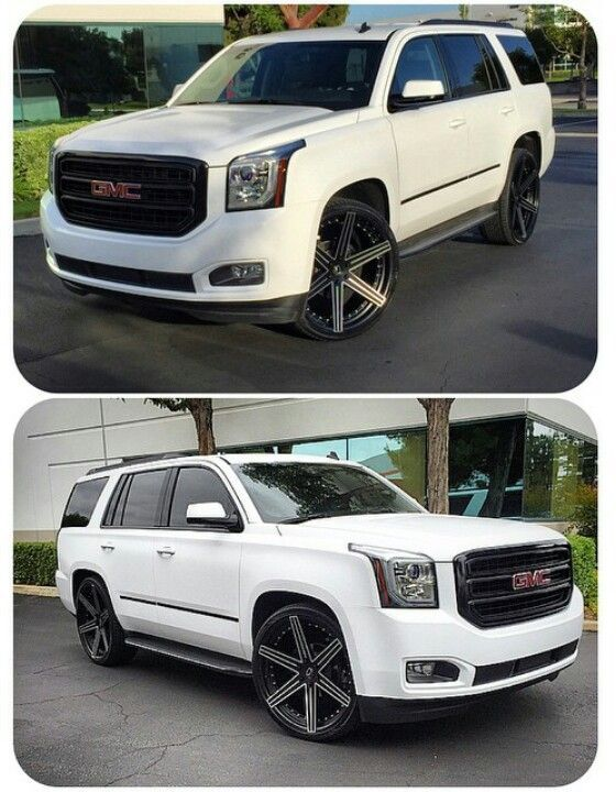 Nice Gmc 2017 2015 Yukon Before After 2 4 Drop Check More