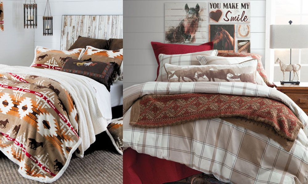 7 western bedding sets you need in your life farm and ranch living rh pinterest com
